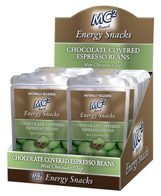 Chocolate Covered Espresso Beans Mint
