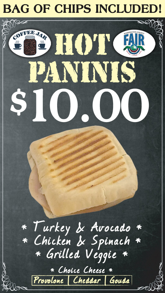 Hot-Paninis