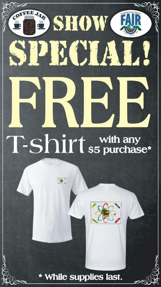 Free-Tshirt-Promo